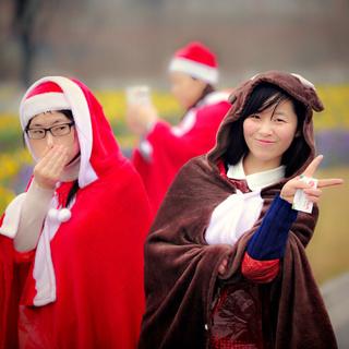 YOLO RUN 圣诞欢乐 FAMILY PARTY
