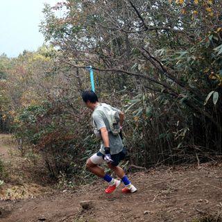 2014 第一届天目七尖越野赛