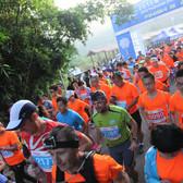 2015普者黑国际越野马拉松
