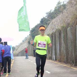 """2015""""为爱奔跑""""深圳盐田越野跑"""