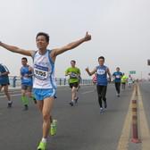 2015合肥马拉松