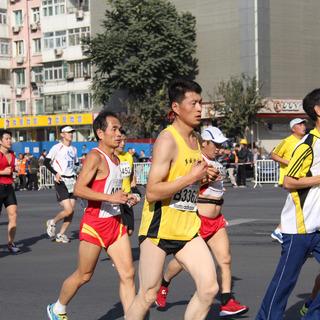 2013北京马拉松