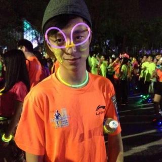 2015 FLASH RUN 10公里荧光跑
