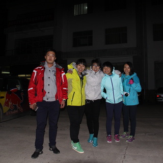 2015红牛崇礼首届山地马拉松越野赛