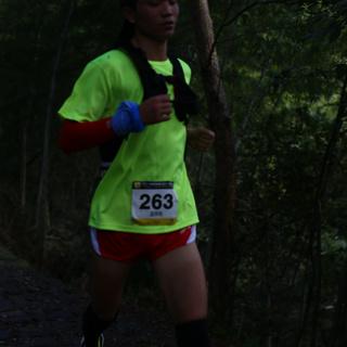 2015 威斯杯杭州西湖跑山赛