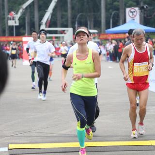 2015中山马拉松