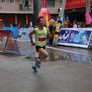 2014宁德市三沙马拉松赛