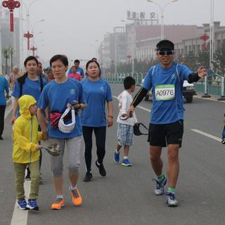 2014康保草原国际马拉松