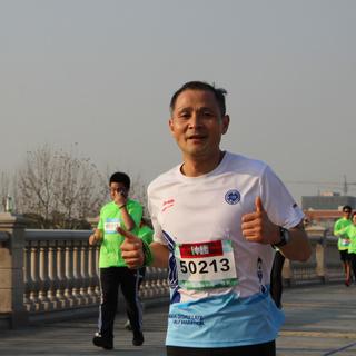 2015 上海交通大学校园马拉松