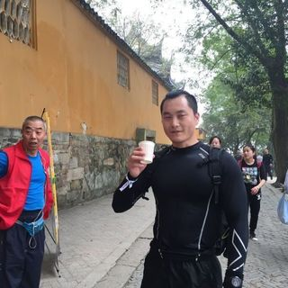 """2015""""夸父之战""""苏州首届山地越野马拉松"""
