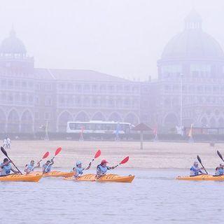 2015 中国宿迁骆马湖生态四项国际户外运动精英赛