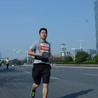 2015 南京国际马拉松