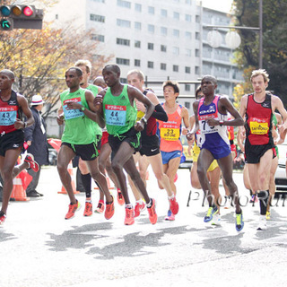 2015 福冈国际马拉松