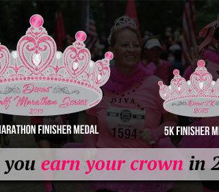 DIVAS® 女子半程马拉松&5K系列
