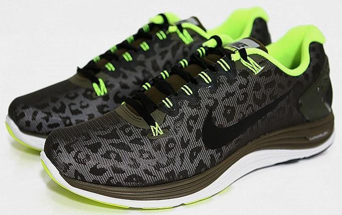 Nike耐克LUNARGLIDE+ 5 SHIELD 男鞋