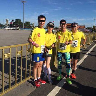 2015北京国际田联世界田径锦标赛10公里大众跑
