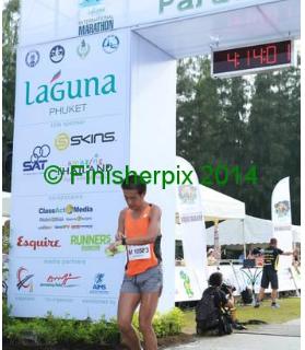 2016普吉岛乐古浪国际马拉松