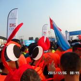 20151206镇江国际半程马拉松(小白龙路拍)