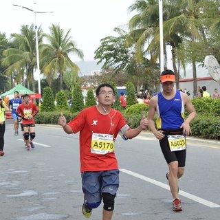2016 海南国际马拉松