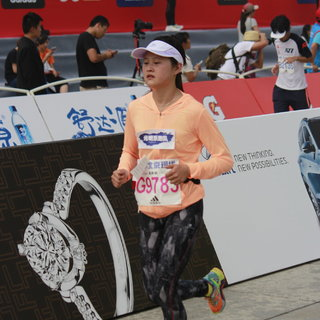 2015北京马拉松