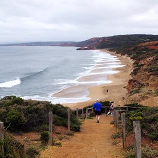 surfcoast冲浪海岸越野赛