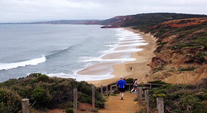 surfcoast trail marathon