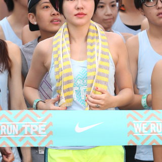 2014 台北女子半程马拉松