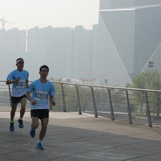 2018年上海茉莉健康跑