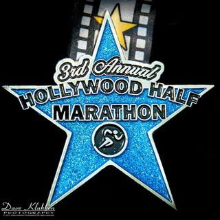 2016 好莱坞半程马拉松