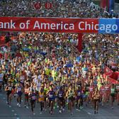 2015 芝加哥马拉松官方照片