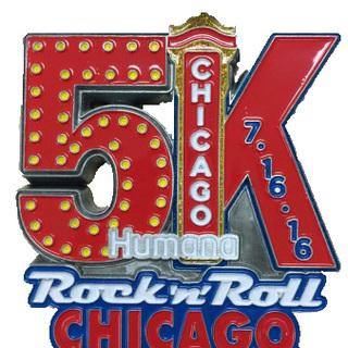 2016 芝加哥摇滚马拉松