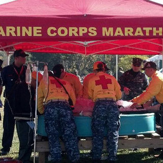 2015 海军陆战队马拉松