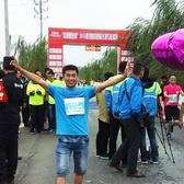 2016泗洪稻田国际马拉松
