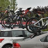 第九届环高邮湖自行车越野赛
