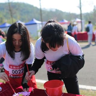 2016惠州市首届红花湖半程山地马拉松