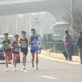 2018苏州金鸡湖马拉松
