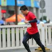 2017年清远国际马拉松比赛照片(钟绍辉)