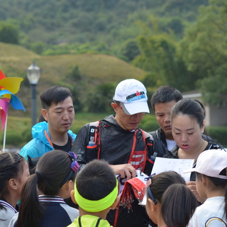 2017 温州大罗山越野赛