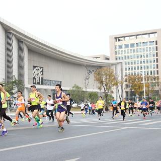 2016 中国•衢州半程马拉松