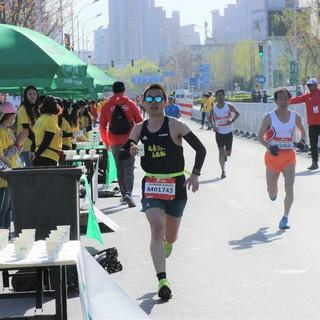 2018/4/15北京跑 半马 北京国际长跑节