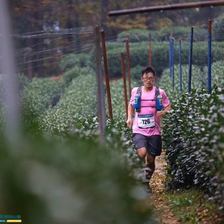 2017威斯杭州西湖跑山赛-MasXu-南高峰