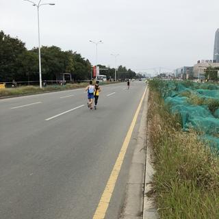 2017台州马拉松