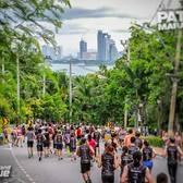 2016/2017芭提雅马拉松赛事照片(图片均来自官方脸书)