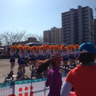2015名古屋女子马拉松