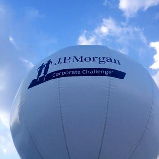 2013摩根大通企业竞跑赛 J.P.Morgan Corporate Challenge