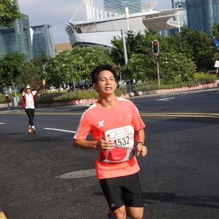 2015广州马拉松