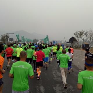 2017.11.4宁乡国际森林马拉松赛(路漫漫拍摄)