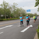 中国万达·2018黄河口(东营)国际马拉松赛