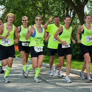 2014曼尼托巴马拉松(Manitoba Marathon)