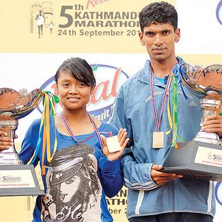 2015加德满都国际马拉松(Kathmandu Marathon)